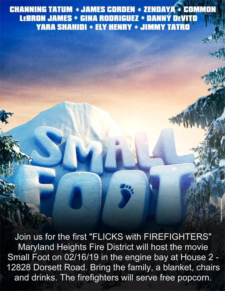 Small Foot the Movie