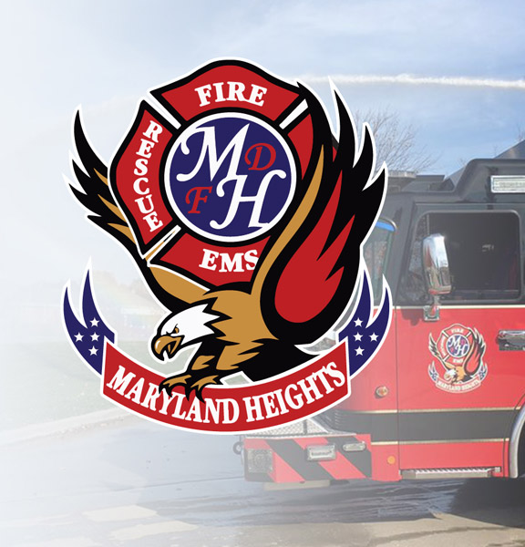Maryland Heights FPD Logo