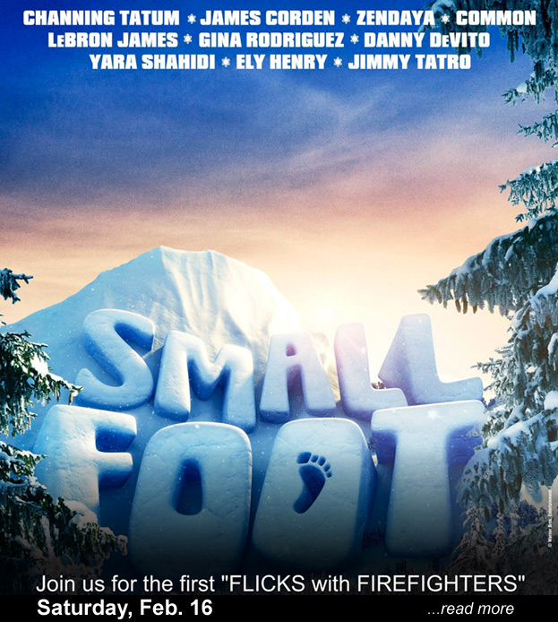 Small Foot the Movie at House 2